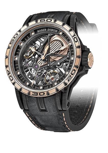 Excalibur AventadorS碳纖維雙擒縱腕錶DBEX0654 NTD6,800,000_3