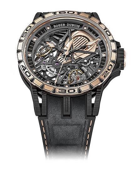 Excalibur AventadorS碳纖維雙擒縱腕錶DBEX0654 NTD6,800,000_2