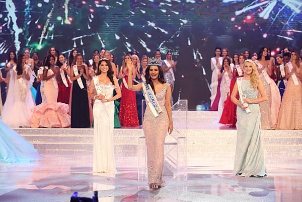 2017世界小姐冠軍印度小姐 齊希拉Manushi Chhillar