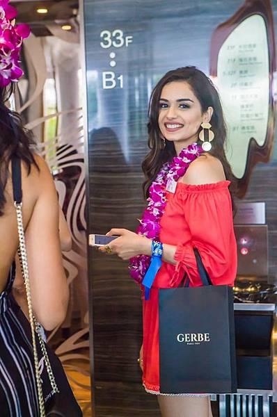 2017世界小姐冠軍印度小姐_ 齊希拉Manushi Chhillar