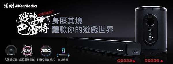 圓剛_GS333