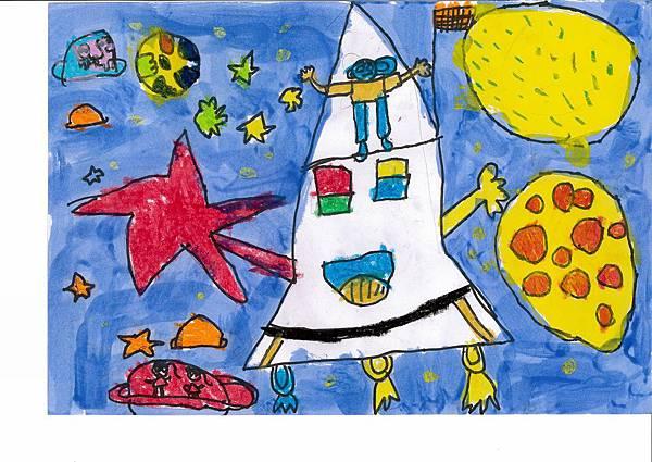 舒特膚70週年復刻紀念罐將弱勢兒童畫作「未來的我」放置於罐蓋上。畫作中孩子以星星、飛碟、火箭畫出想像中的太空,象徵未來的我也有夢想,反映出這群弱勢兒童有豐富的想像力。