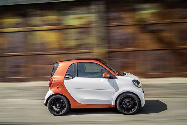 本月購買1717、1718年式smart fortwo和forfour新車,皆提供0利率貸款方案