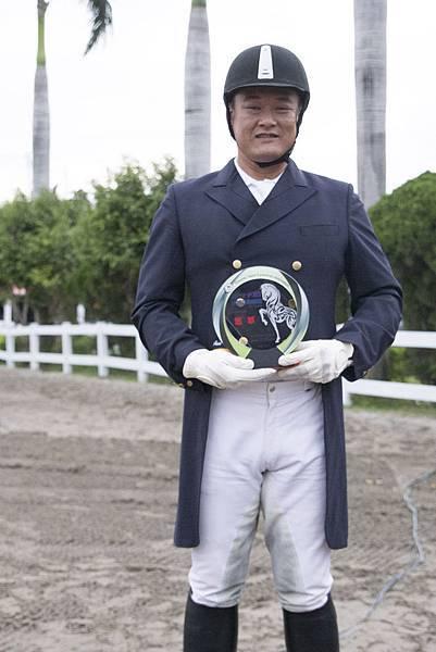 Senior II等級冠軍高健瓏