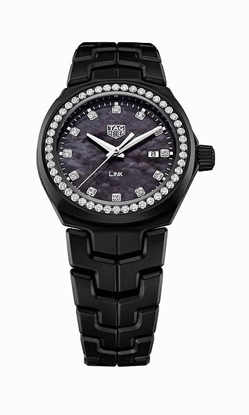 TAG Heuer Link Lady Bella Hadid特別版腕錶,建議售價請店洽