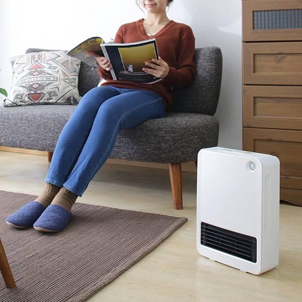 【新聞附件2】IRIS OHYAMA輕型電暖器