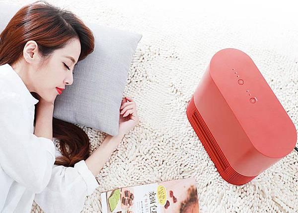 【新聞附件5】正負零Ceramic 陶瓷電暖器-2