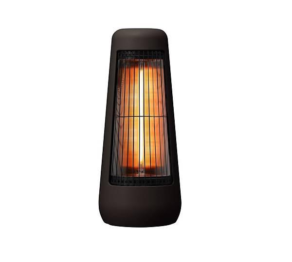 【新聞附件7】正負零遠紅外線電暖器(XHS-Y210圓錐型)