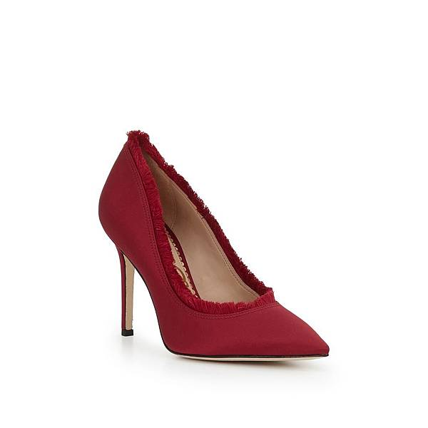 7 SAM EDELMAN紅色高跟鞋5280