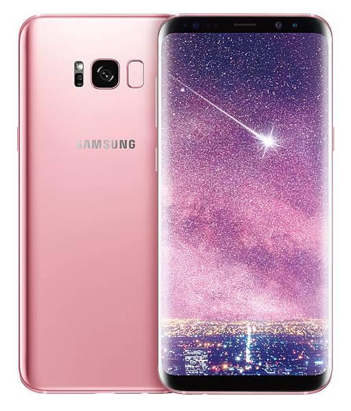 Samsung Galaxy S8+產品照