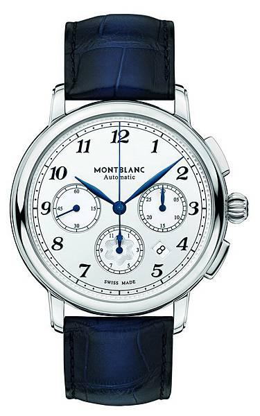 118514 萬寶龍Star Legacy系列計時自動腕錶,3,990歐元(約NT$143,640)