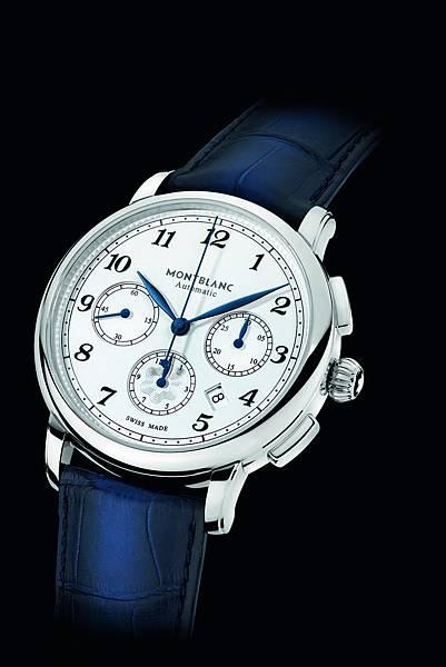 118514 萬寶龍Star Legacy系列計時自動腕錶,3,990歐元(約NT$143,640)_情境圖