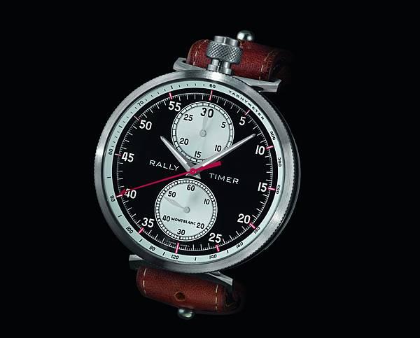 118487 萬寶龍時光行者系列拉力賽計時腕錶100限量款,37,000歐元(約NT$1,332,000)_情境圖