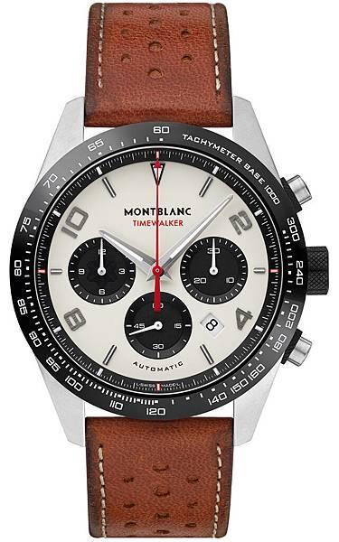 118488 萬寶龍時光行者系列自製機芯計時腕錶,4,990歐元(約NT$179,640)