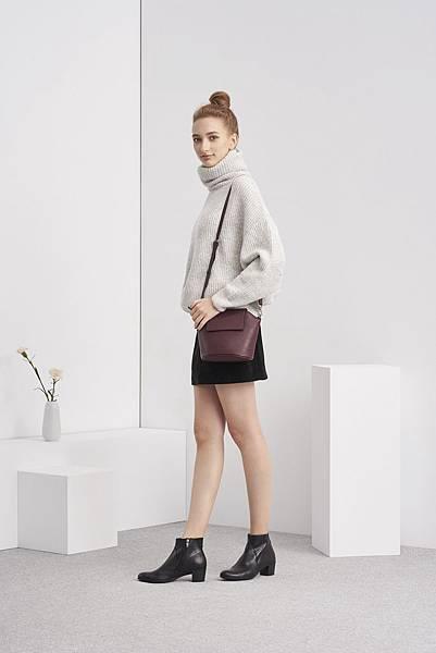 【新聞稿圖片1】ECCO M35 Ladies復古時尚 穿出個人品味 售價$6180