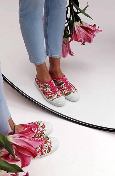 BENSIMON X Disney聯名鞋款-4