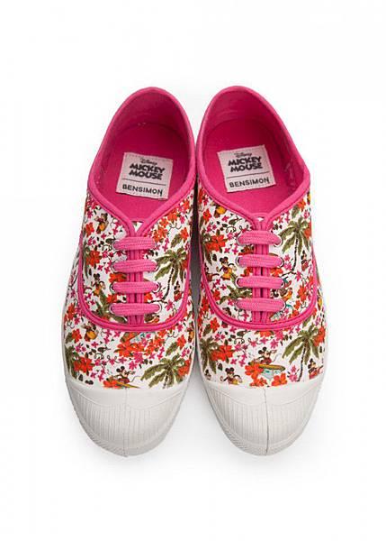 BENSIMON X Disney聯名鞋款單品圖