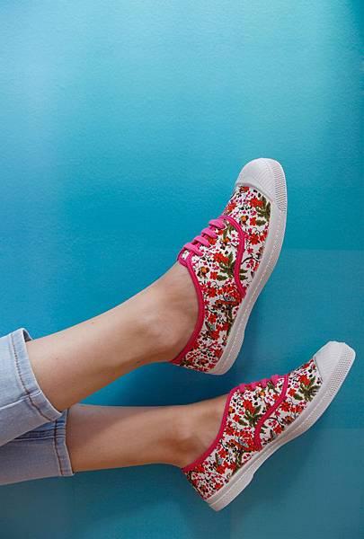 BENSIMON X Disney聯名鞋款-3
