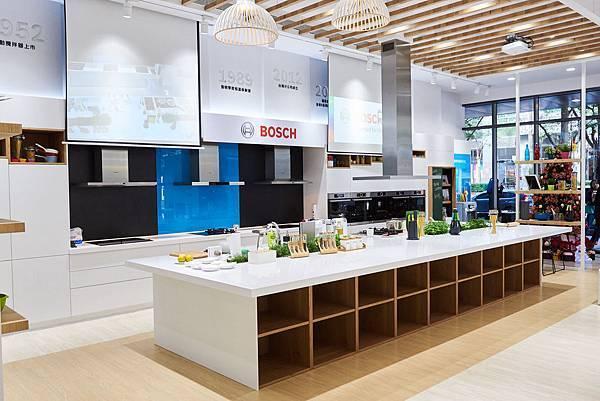 圖說_Bosch台北旗艦體驗展示中心內湖開幕 佔地80坪L
