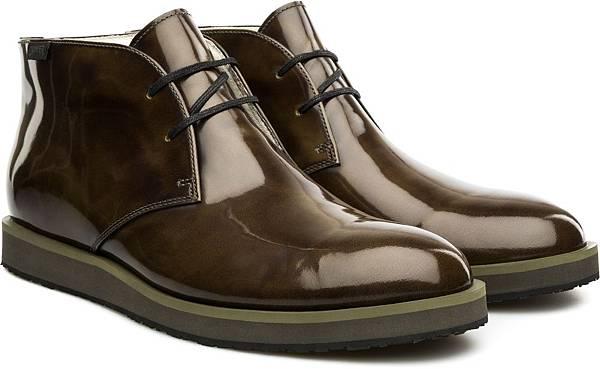 Camper Magnus系列橡膠踝靴,NT$2,000。(男款)