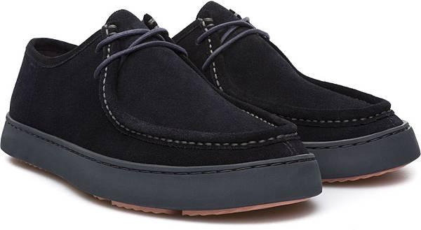 Camper Cargol系列黑色麂皮休閒鞋,NT$3,000。(男款)