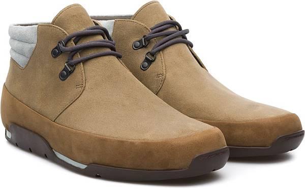 Camper Enduro系列中高筒休閒靴,NT$3,500。(男款)