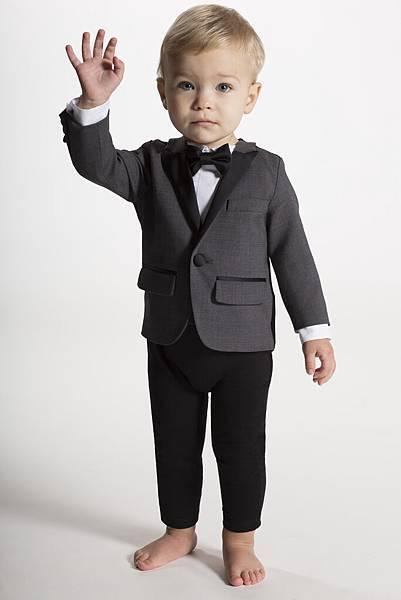 Dsquared2_baby晚宴服連身衣