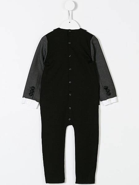 Dsquared2_baby晚宴服連身衣(背)