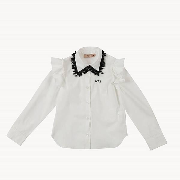 N° 21 Kids_女僕蕾絲襯衫$9180