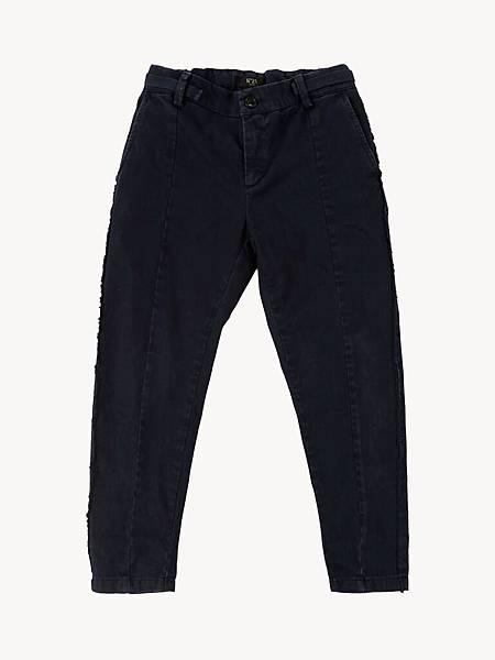 N° 21 Kids_藍色工作褲$8180