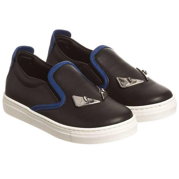 FENDI_小怪獸懶人鞋$23880