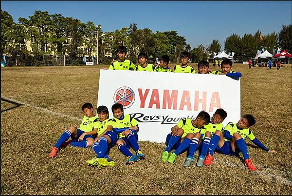 [YAMAHA CUP]高雄晉級隊伍瑞興國小三度闖進總決賽