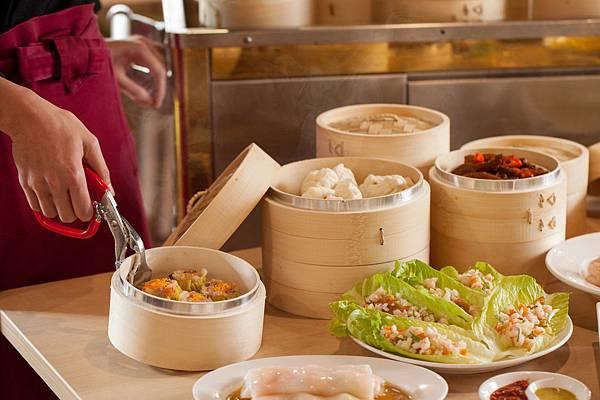 【新聞稿】華漾港式飲茶 美味進駐華泰名品城_港點_橫式