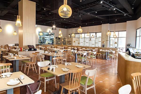 【新聞稿】華漾港式飲茶 美味進駐華泰名品城_空間_橫
