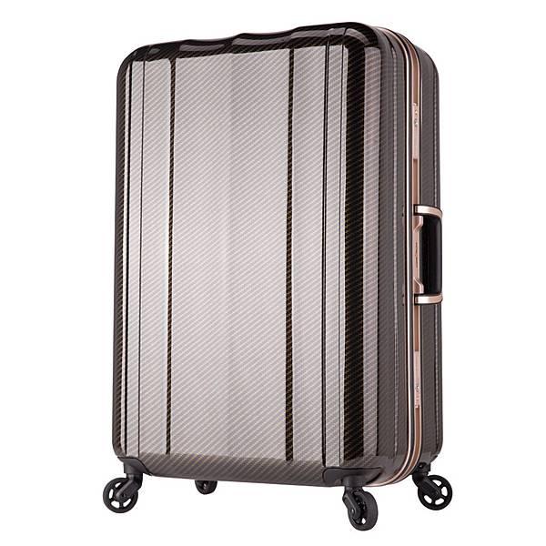 【新聞附件2】鋁框超輕量行李箱