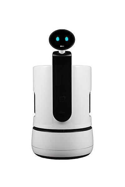 LG Shopping Cart Robot