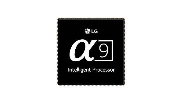 LG Alpha 9 Intelligent Processor 1