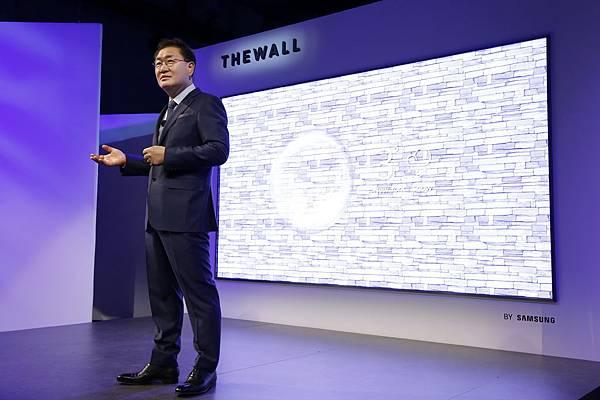 三星電子視覺顯示事業部總裁Jonghee Han1