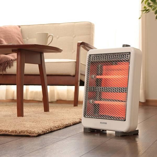 【新聞附件6】IRIS OHYAMA薄型電暖氣機