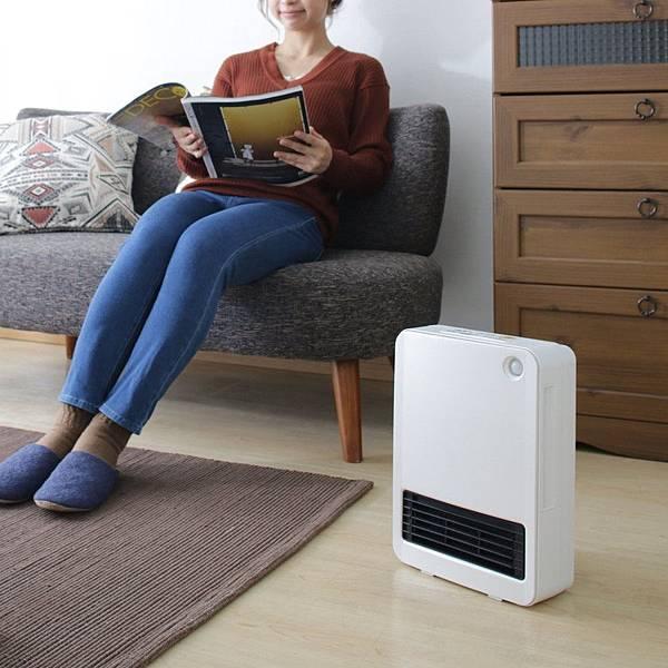 【新聞附件5】IRIS OHYAMA輕型電暖器