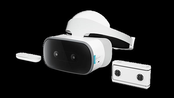 Lenovo Mirage Solo & Mirage 相機 輕鬆捕捉3D圖像創造個人VR新玩法