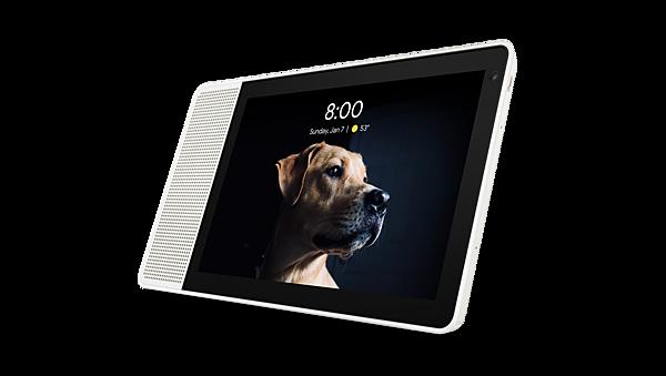 Lenovo 智慧顯示器 高階聲控設計使用隨心所欲