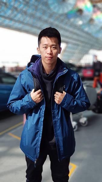台灣三星選出的火炬手代表之一,正是年僅21歲的「夢想家」李智凱