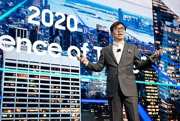 三星電子消費電子事業暨研發總裁Hyunsuk (HS) Kim (1)