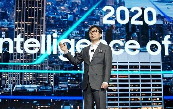 三星電子消費電子事業暨研發總裁Hyunsuk (HS) Kim (2)