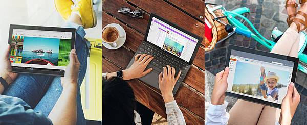 Lenovo Miix 630 五種使用模式並搭配Lenovo Active Pen 觸控筆