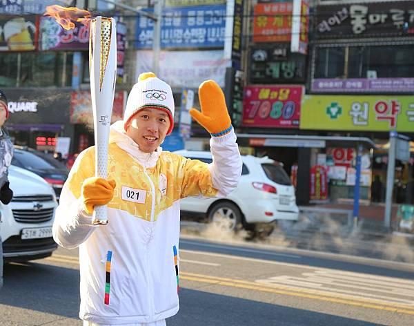 體操選手李智凱