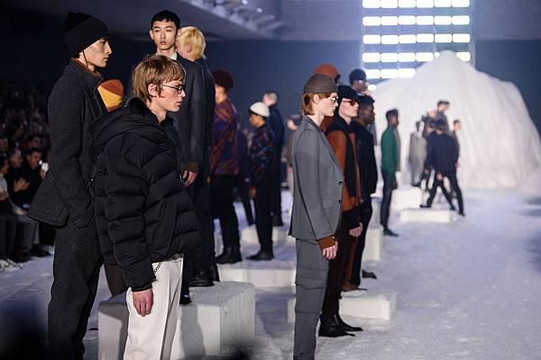 02. Ermenegildo Zegna Couture 2018冬季系列時裝秀