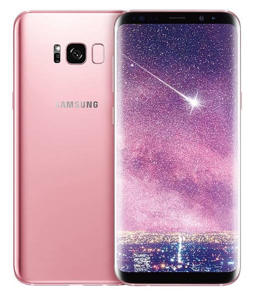 Galaxy S8+ 產品照