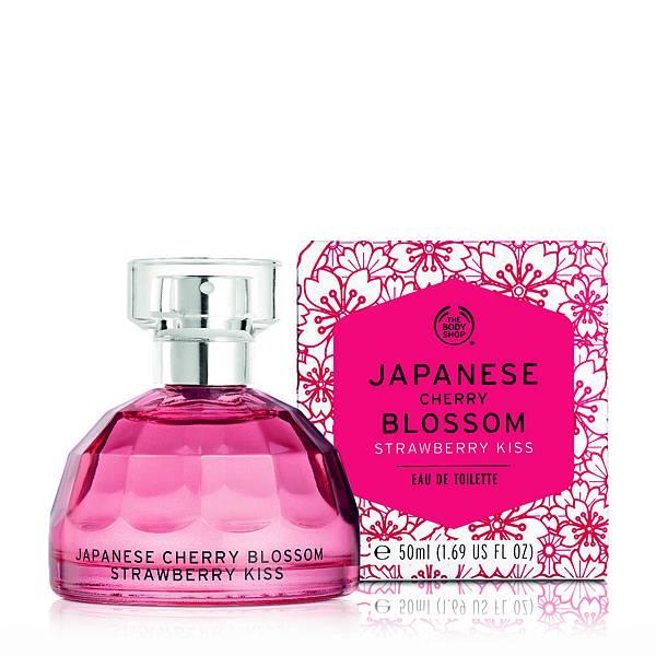 日本櫻花親親草莓香水 $1,320 50ml